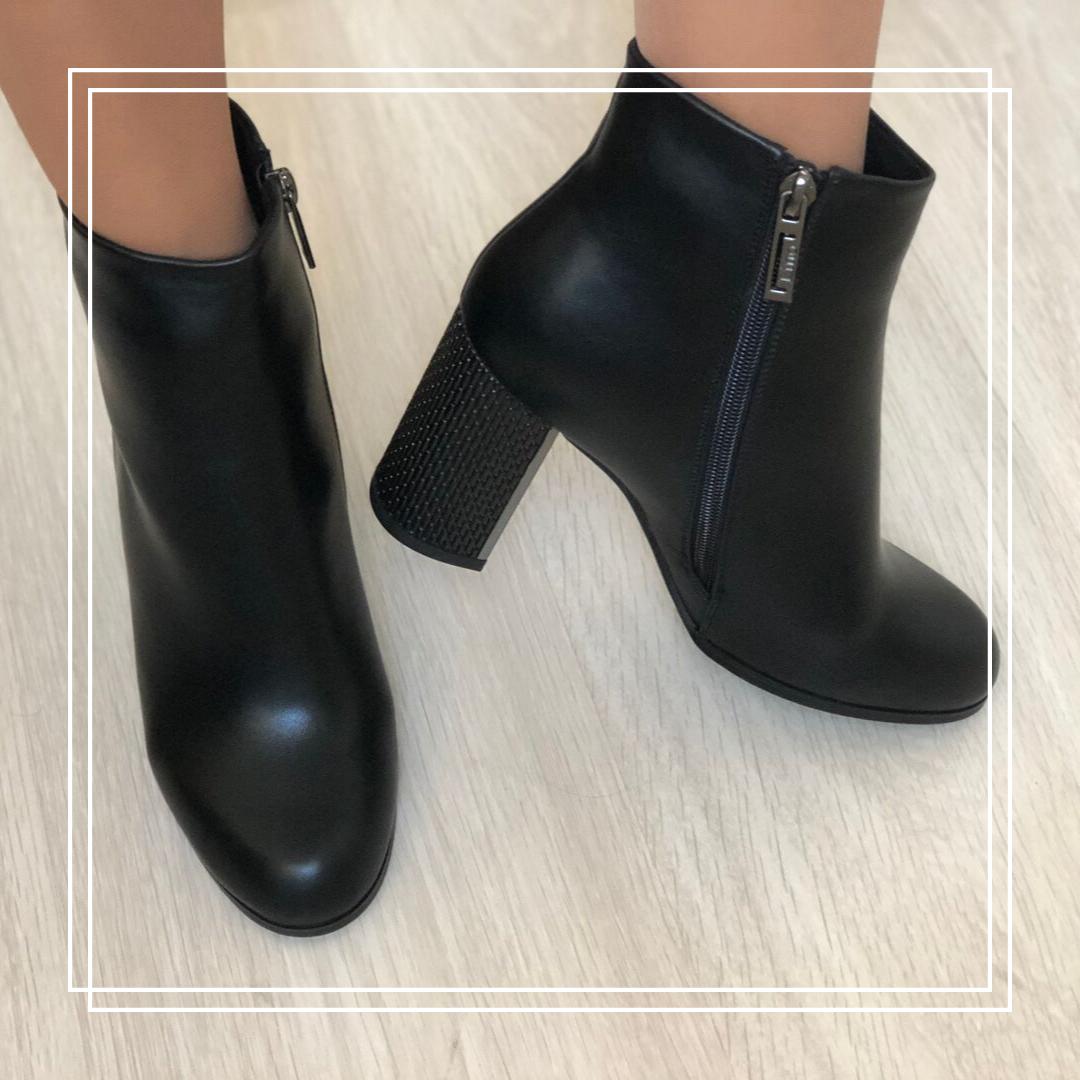 Женские демисезонные ботинки  LB 227