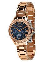 Часы женские Guardo S2038-4 розово-золотые