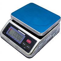 Вологозахищені ваги Base СВСм-1,5/3-0,5/1 (до 3 кг, нерж.сталь)
