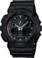 Мужские часы Casio G-SHOCK GA-100MB-1AER оригинал