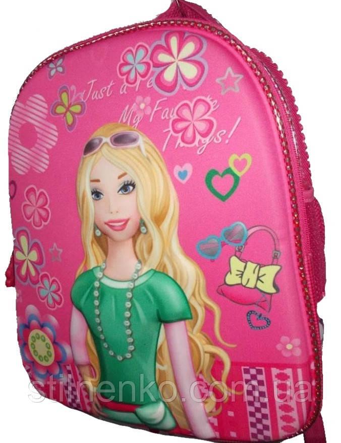 Рюкзак детский 3D с ортопедической спинкой+сумка  пр-во Турция , фото 1