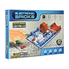 """Конструктор электронный 200 """"Electronic BRICKS"""", 41 деталь (Y)"""