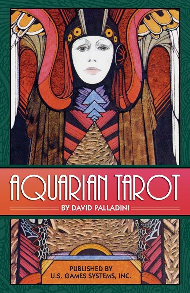 Aquarian Tarot Deck/ Аквариан Таро