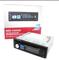 Автомагнитола 1DIN DVD-5250