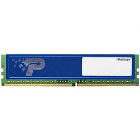Модуль памяти Patriot Signature Line DDR4 8GB 2400 2828-7487, КОД: 397528