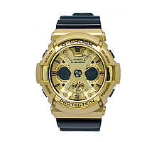 Мужские часы Casio G-SHOCK GA-200GD-9B2ER оригинал