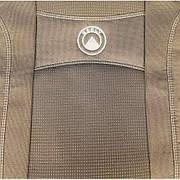 Чехлы на сиденья GEELY МК 2 2011- задняя спинка 1/3 2/3; 4 подгол; передний подлокотник. 'NIKA'