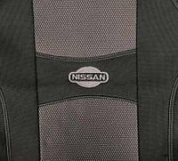 Чехлы на сиденья Авточехлы NISSAN PRIMERA P 10 1994-2000 з сп 1/3 2/3 подл встроенный подг бочки Nika ниссан