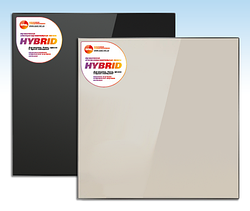 Керамические панели HYBRID 375 — новое слово в экономном отоплении!