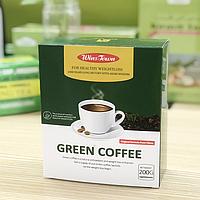 Зеленый Кофе для похудения Green Coffee (20 пак) (+экстракт гарцинии камбоджийской), фото 1