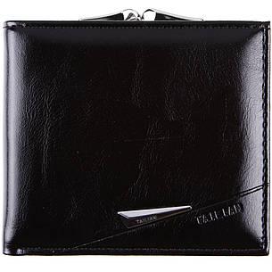 Портмоне женский черный TAILIAN застёжка кнопка 11х9,5х2,5  м Т777-052ч, фото 2