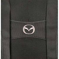 Чехлы на сиденья Авточехлы MAZDA 6 GH 2007-2013 з с 1/3 2/3 подл 5 подг бочки пер подл airbag Nika мазда 6