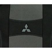 Чехлы на сиденья MITSUBISHI LANCER X (об.1,6) 2012- з с 1/3 2/3; подл; 5 подг; пер / подл; airbag. 'NIKA'