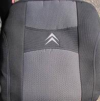 Чехлы на сиденья Авточехлы CITROEN C4 II 2010- з с 1/3 2/3 5 подгол пер подл airbag Nika ситроен ц4