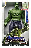 Фигурка герои Марвел (Avengers - Мстители) Халк | Hulk 30 см со звуком Marvel sct, фото 2
