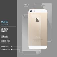 Пленки защитные матовые, глянцевые для Iphone 4, 4S
