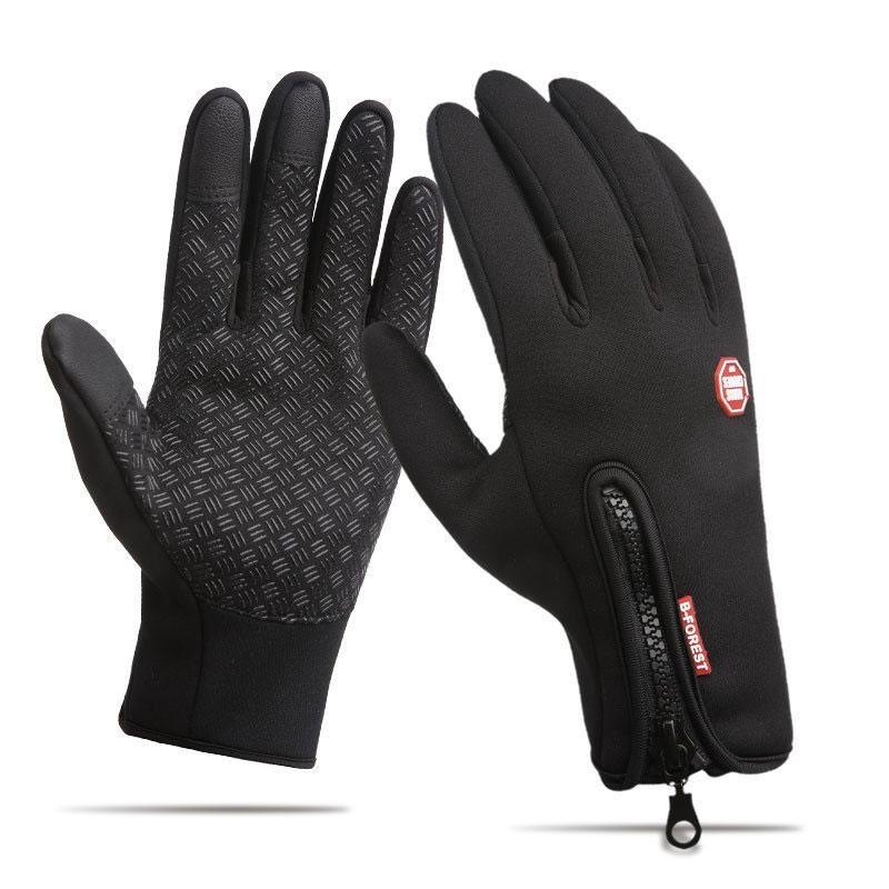 Теплі непродуваемое рукавички Windstop + Touch, велоперчатки