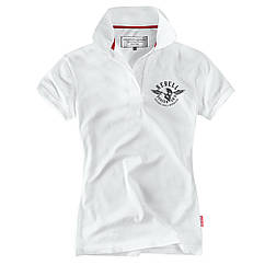 Футболка женская Dobermans Rebell TSPD163WT XL Белый TSPD163WT-XL, КОД: 266211