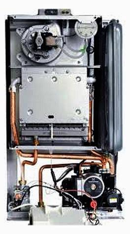 Турбированный двухконтурный газовый котел Immergas Eolo Mythos 24 2 Е, фото 2