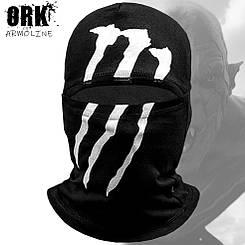"Маска - балаклава ""ORK"" BLACK"