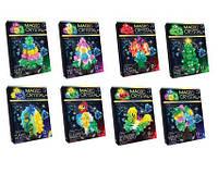 Набор для опытов MAGIC CRYSTAL ОМС-01-01,02,03,04,05..08