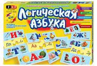 Настольная игра Логическая азбука DT66Asp
