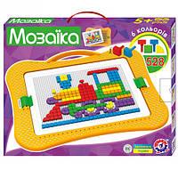 Мозаика для детей Паровозик Техн.3008
