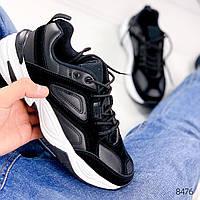 Кросівки чоловічі Grox чорні 8476