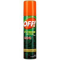 Спрей от комаров OFF экстрим, 100мл