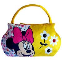 Подушка - сумка Микки 14878