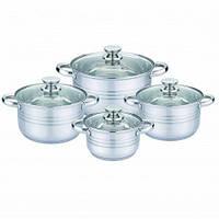 Набор посуды  Unique 8 предметов  UN-5032