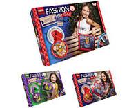 Набор для творчества Fashion Bag вышивка мулине FBG-01-03,04,05