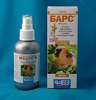 Спрей инсекто-акарицидный для грызунов Барс, 100 мл