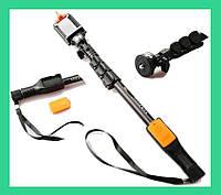 Ручной монопод для видеокамер Yunteng YT-1288!Лучший подарок