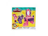 Детский набор разноцветного пластилина