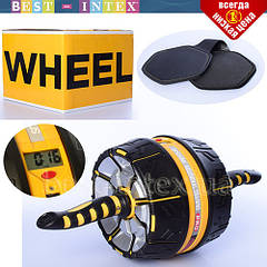 Тренажер ролик (колесо) для пресса MS 2787