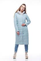 Женская удлиненная демисезонная куртка Сима, разные цвета, р 44-60, фото 2