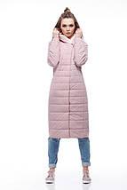 Женская удлиненная демисезонная куртка Сима, разные цвета, р 44-60, фото 3