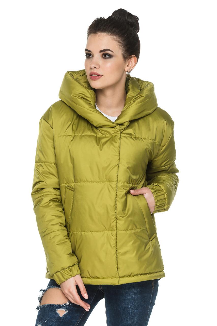 Стильная женская демисезонная куртка Лайма