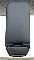 Подлокотник Smart FORTWO 450 '1998->'2006 с металлической консолью на сиденье водителя ArmSter 2 Black черный