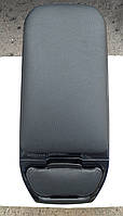 Подлокотник ZAZ VIDA '2011-> / Chevrolet Aveo T250 '2006->'2011 ArmSter 2 Black черный