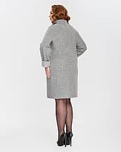 Женское демисезонное пальто - М 2160, фото 3