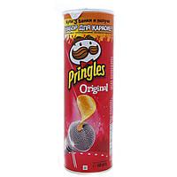 Чипсы Pringles Original оригинал 165г