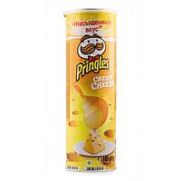 Чипсы Pringles Cheese со вкусом сыра 165г