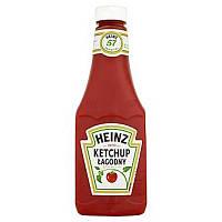 Кетчуп Heinz Lagodny 1л пластиковая тара