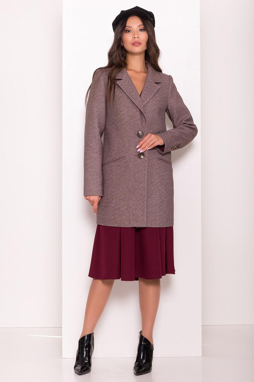 Женское демисезонное пальто Эрли 8010