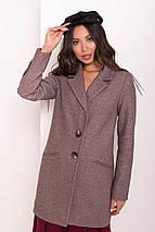 Женское демисезонное пальто Эрли 8010, фото 3
