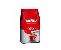 Кофе  Lavazza Rossa 1кг в зёрнах арабика / робуста
