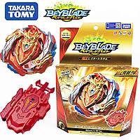 Бейблейд Супер Ахилес 5 В-129 Beyblade Takara Tomy Super Z Achilles