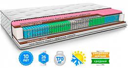 Матрас на независимых пружинах с эффектом памяти Сан YELLOW Матролюкс 70x190 см